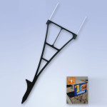 Yard Sign Step Stakes Coroplast-H